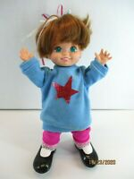 Vintage WOW Rockin' Boppers Doll Comb Party Dolls Dance