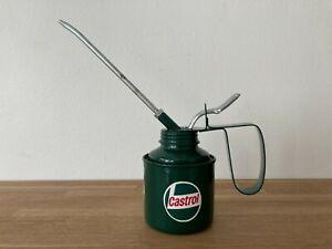 Castrol Oil Applicator Can. Ideal for Man Caves, Garages, Workshops & Sheds