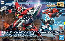 Bandai Build Divers Re Rise Core Gundam & Marsfour Unit HG 1/144 Model Kit USA