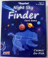 Night Sky Finder Card Game - Cosmic Go-Fish - Jr. Ranger - Solar System