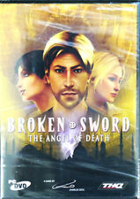 ** Broken Sword : The Angel of Death ** PC DVD GAME ** Brand new Sealed **