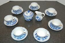Hutschenheuther Tea Set Made in Germany