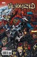 Venomized #1 (2018) Marvel Comics