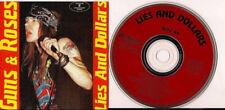 GUNS'N'ROSES - Lies and dollars - CD