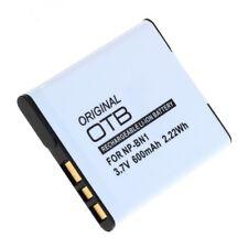 Original OTB Accu Batterij Sony NP-BN - 600mAh Akku Battery Batterie Bateria