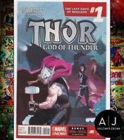 Thor God of Thunder #19 NM 9.4 (Marvel)