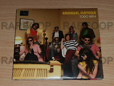 Todo Bien [Digiapk] by Emanuel Ortega (CD, 2009, EMI-Odeon) MADE IN ARGENTINA