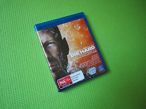 Die Hard 25th Anniversary 1-5 Collection (6 Disc Blu-ray Box Set)