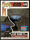 IN HAND! FUNKO POP CAD BANE WITH TODO 360 STAR WARS NYCC 2021 READY TO SHIP For Sale
