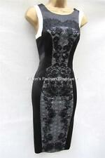 Lace Stretch, Bodycon Boat Neck Regular Dresses for Women