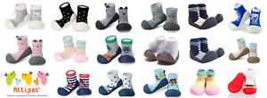 Attipas 2in1 baby prewalker sock shoes non slip washable non toxic