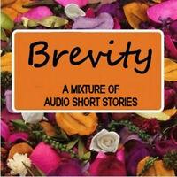 audio books cd, flash fiction, Brevity, brand new. 12 short stories.