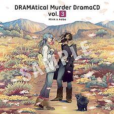 New Anime Dramatical Murder Drama CD Vol.3 MINK x AOBA