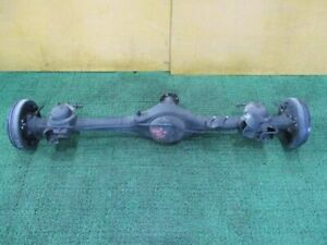 MITSUBISHI Minicab 2012 Rear Rigid Differential Assembly [Used] [PA02416502]