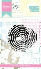 Marianne Design TEXTURE Clear Rubber Stamps  CIRCLES MM1606