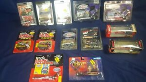 Lot 13 Action Dragster Funny Car 1997 Diecast 1:64 Bernstein Force Amato NIP NEW