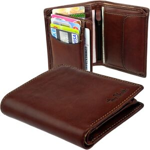 Tony Perotti Men's Wallet Purse Hoch-Format Briefcase