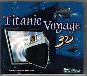 Titanic Voyage 3D Pc New Win7 XP Dive Into Atlantic Titanic Secrets Mysteries