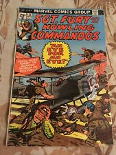 Marvel Sgt. Fury and his Howling Commandos #121 Comic Book