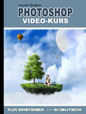 Photoshop Video-Kurs für Beginner - PLR/Reseller-Lizenz