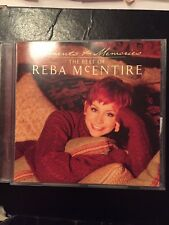 Moments & Memories The Best Of Reba McEntire Used 20 Track Hits Cd Country Pop