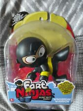 Funrise Fart Ninjas ~ Silent But Deadly ~ Motion Activated Fart Sound ~Warrior