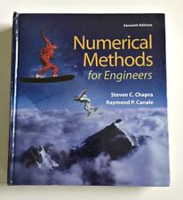Numerical Methods for Engineers by Raymond P. Canale and Steven C. Chapra (2014,