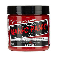 Manic Panic Semi Permanent Inferno 118 Ml.