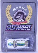 Magic Fast Wheels 1980s Ford Sierra XR4i (Merkur) White Welly MOC 1/64
