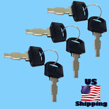 6 Ignition Switch Keys for 188F 190F 170F 170FD 168FA 168FB 177F Gas Generator