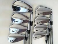 Nike Forged Blades 3~P S400 (8x) Nice Condition ~ Japan Model Rare! Tiger Woods