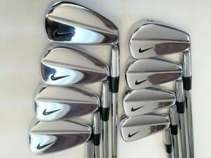 Nike Forged Blades 3~P S400 (8x) Nice Condition ~ Japan Model Swoosh Rare!