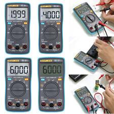 LCD Digital Multimeter Ammeter Voltmeter Meter Volt A/DC OHM Current Tester ZT98