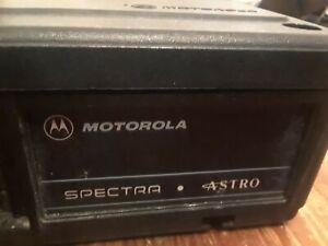 MOTOROLA SYSTEMS 9000 SPECTRA ASTRO Amplifier, Siren, PA emergency warning
