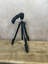 MANFROTTO COMPACT MKC3-H01 Travel Camera Video Professional Tripod.
