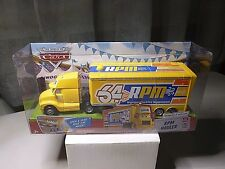 NEW DISNEY THE WORLD OF CARS 64 RPM HAULERS #11 NEW IN PACKAGED 155 SCALE