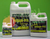 Dyna-Gro FOLIAGE-PRO 8oz 1 QT Tropical Formula House Plant Food Concentrate