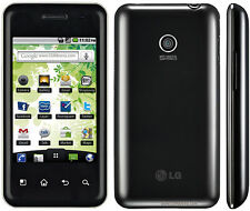 READ*LG OPTIMUS CHIC E720 UNLOCKED CELL PHONE TELUS BELL FIDO ROGERS CHATR KOODO