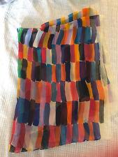 Gucci Vintage Multicolor 5 'Scarf Wrap
