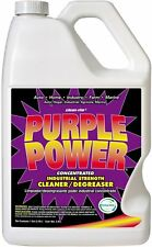 Purple Power Industrial Strength Engine Cleaner Degreaser 1 Gallon Vehicle Car