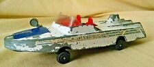 Dinky Coast Guard Missile Launch Boat Car Parts Restoration England Toy As Is.