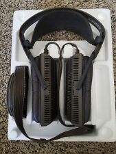 STAX electrostatic headphones SR-404 & STAX SRM-1/MK-2