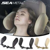 Adjustable Car Seat Headrest Pillow Head Support Rest Sleep Side Cushion for Kid