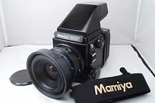 EXC++++ Mamiya RZ67 Pro w/ Sekor Z 90mm f/3.5 Lens 120 Film Back from Japan