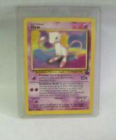 Basic Pokemon Card Mew 2000 Wizards