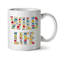 Wild Life Animal Nature NEW White Tea Coffee Mug 11 oz | Wellcoda