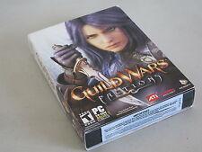 Lot 3 PC CD-ROM Video Game, Guild Wars Factions Battle Realms Supreme Commander