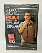 NEW SEALED Pablo Francisco - Bits And Pieces: Live From Orange County DVD, 2004