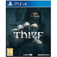 THIEF- PLAYSTATION 4 - NEW SEALED - SAME DAY DISPATCH