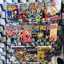 The New Mutants #1 (Marvel, 1983) 4 6 7 11-13 15 17 20 22 23 27 28 30 Lot Legion